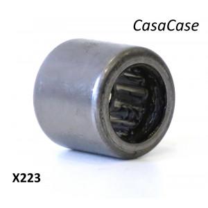 Gabbia a rulli (con paraolio) per alberino comando cambio CasaCase + comando frizione CasaCover