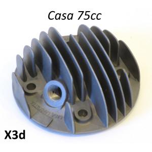 Testa cilindro Casa Lambretta Casa75 per Lambretta J + Lui