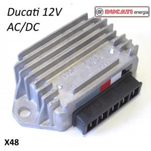 Regolatore di tensione Ducati 12V CA / CC