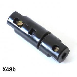 Porta fusibile universale per batteria (con fusibile 8ah)