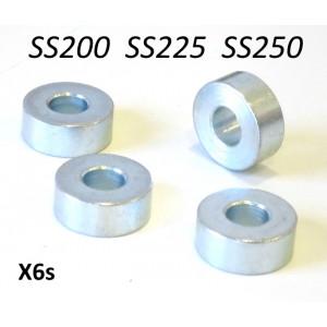 Kit rondelle testa per kit Casa Performance SS200 + SS225 + SS250
