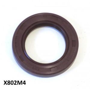 Paraolio speciale doppio labbro in Viton per piastra portaparaolio CNC Art. X801M4