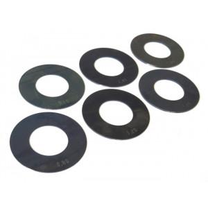 Spessore rasamento per 1a. marcia per Lambretta J + Lui (da 0.8mm fino a 1.8mm)