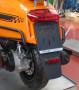 Porta targa RLC per Lambretta V-Special 125cc - 200cc