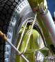 Guida cavo freno a disco anteriore con modifica 'Reverse Pull' Lambretta S3 + TV3 + Special + SX + DL