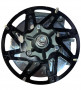 Kit freno a disco Casa Performance CasaDisc - Titanio -  Lambretta S1 + S2 + TV2 + S3 + TV3 + Special + SX + DL + Serveta