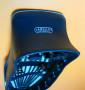 Sella completa (blu scuro) con maniglia per Vespa GS150 VS5