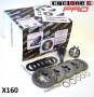 Cambio 5 marce Cyclone 5 Pro per Lambretta S1 + S2 + TV2 + S3 + TV3 + Special + SX + DL + Serveta
