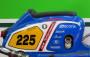 Monoscocca posteriore in vetroresina per Lambretta TV3 + SX + Special + DL