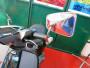 Specchio rettangolare regolabile per manubrio (sinistra - destra) per Nuova Lambretta V-Special