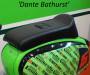 Sella sportiva fissa RLC Dante Bathurst nera Lambretta S1 + S2 + S3 + SX + DL