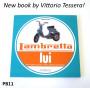 Libro sulla storia della Lambretta Lui di Vittorio Tessera