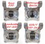Carter motore Casa Performance CasaCase (SOLO carter motore & Viteria) per Lambretta S1 + S2 + TV2 + S3 + TV3 + Special + SX + DL + Serveta