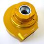 Kit CasaCooler flangia chiocciola CNC (colore oro) per motore originali Lambretta