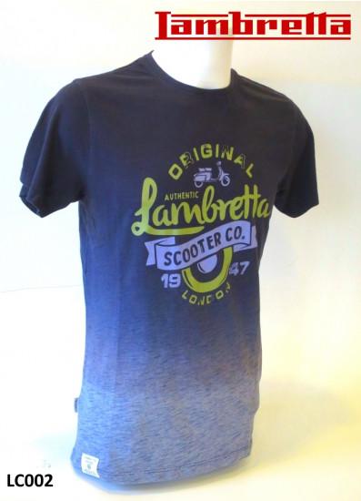 'Original 1947' T shirt by Lambretta