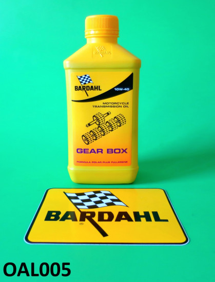 Bardahl Gear Box Oil 10-40W