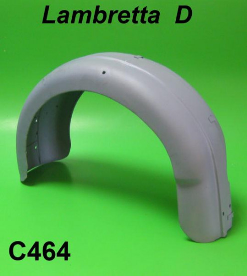 Rear mudguard Lambretta Model  D