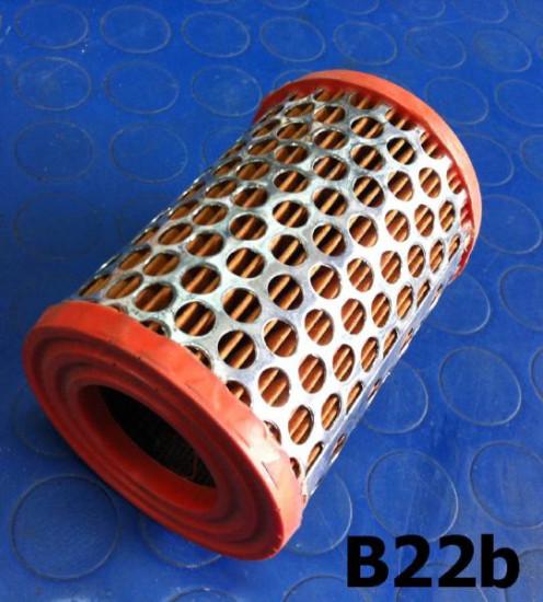Filtro aria cilindrico Lambretta S1 S2