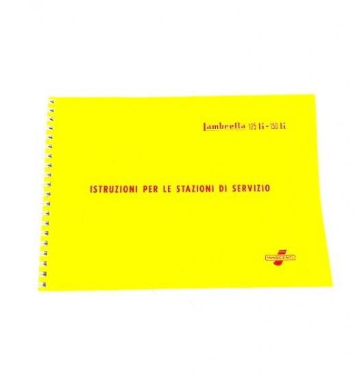 LI125 LI150 S1 workshop manual