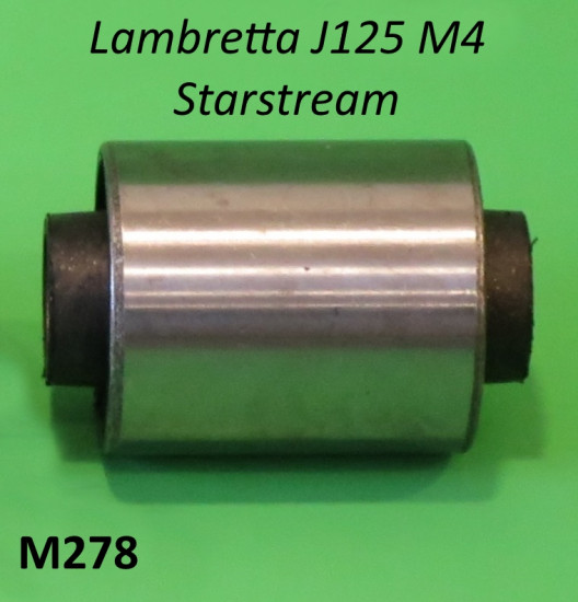 Engine silentblock for Lambretta J125 Starstream M4