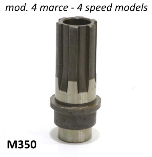 Front cush drive sprocket sleeve for Lambretta J125 Starstream 4 speed models