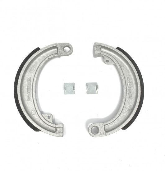Pair of front brake shoes
