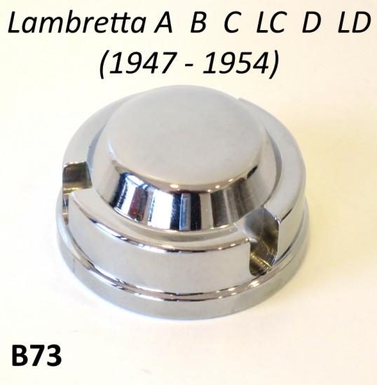 Dado di bloccaggio per mozzo posteriore Lambretta A B C LC D LD