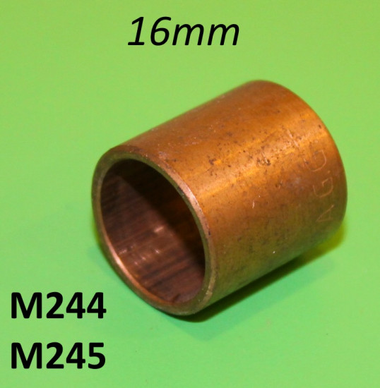 Bronze small end conrod bush (16mm) Lambretta D LD