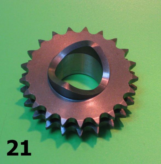 High quality 21T front drive sprocket