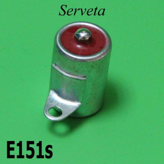 Condensor for Motoplat 6 pole Serveta ignition system