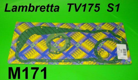 Complete engine gasket set Lambretta TV175 S1