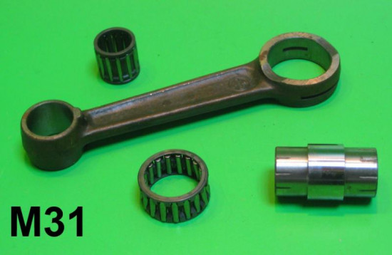 Complete high quality conrod kit