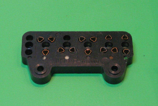 Original headset junction box Lambretta S2