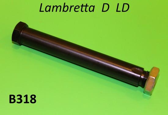 Engine bolt + nut Lambretta D LD