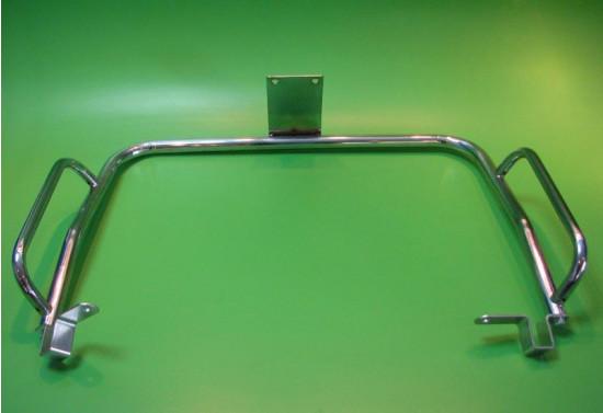 Rear crushbars