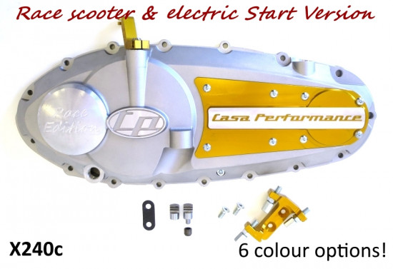 Casa Performance CasaCover engine sidecasing - Race version