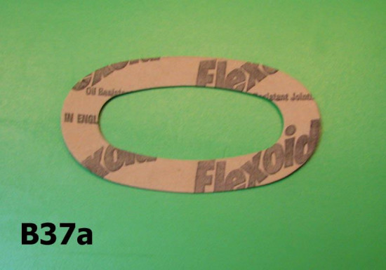 Air filter elbow gasket Lambretta S1 + S2