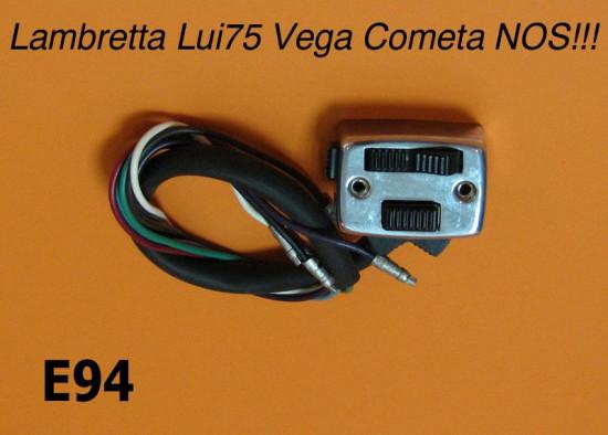 Light switch (NOS) Vega Lui Cometa 75cc