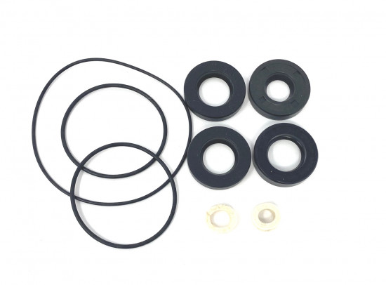 Complete engine oliseal and O ring set Lambretta A + B + C + LC