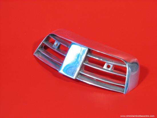 Rear frame grille