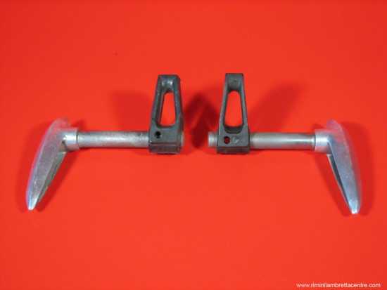Sidepanel handle kit Lambretta S3 (post. '66) + Special + SX