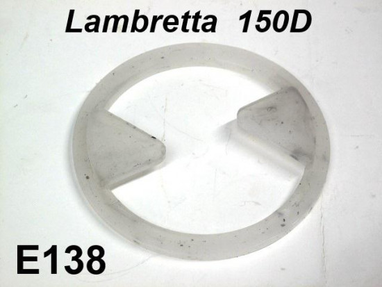 Nylon Filso flywheel disc Lambretta D150