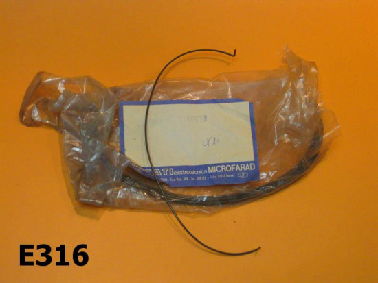 Spring for flywheel dustcover NOS ORIGINAL