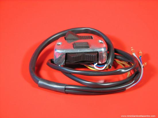 Light switch Lambretta S3 LI