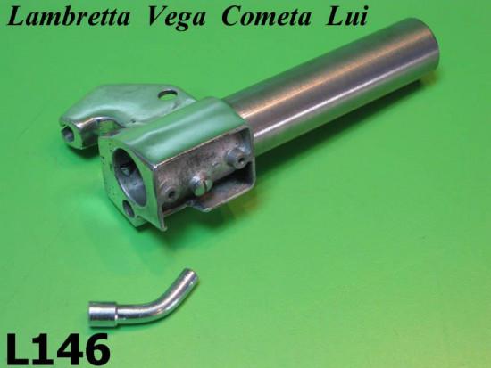 Complete throttle assembly Lambretta Lui Vega Cometa 50 + 75cc models