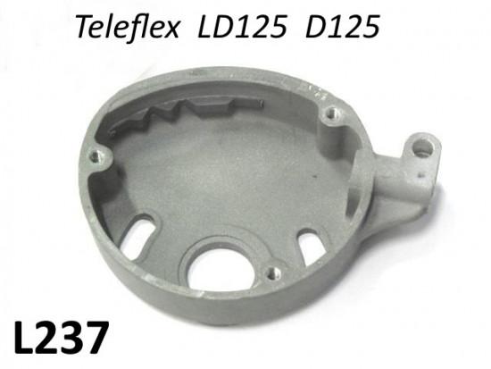 Gearchange selector box for Lambretta D125 & LD125 ('Teleflex' cable models)