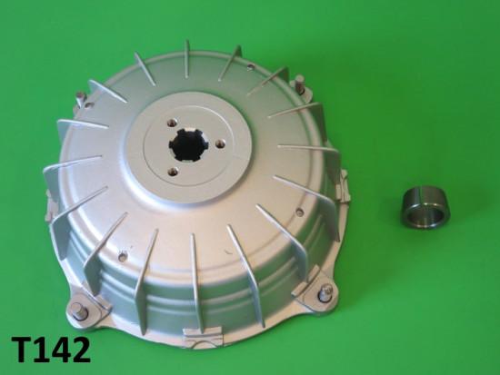 Italian made rear brake drum hub