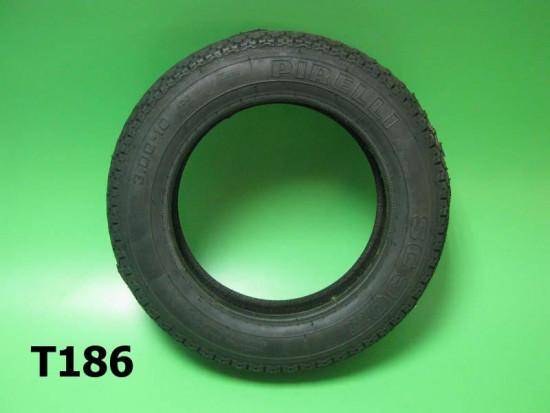 "Pirelli SC30 3.00 x 10"" tyre"