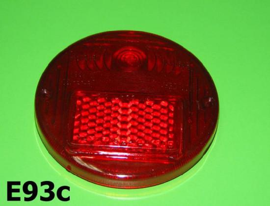 Lense only for rear light unit
