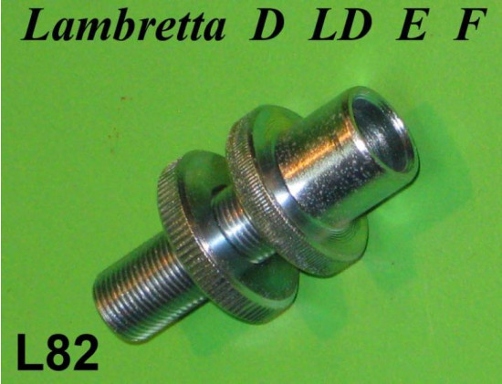 Handlebar clutch / front brake adjuster Lambretta D + LD + E + F